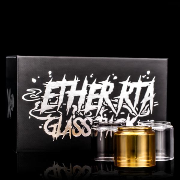 Ether RTA X Vaping Bogan - GLASS PACK
