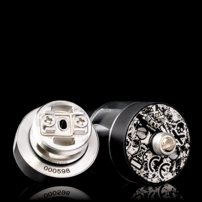 Ether RTA X Vaping Bogan (Gun Metal)
